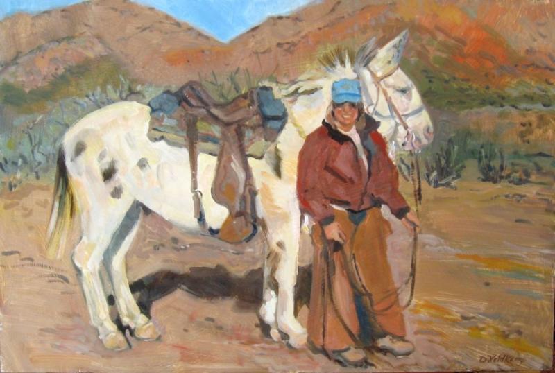 Mule & Rider