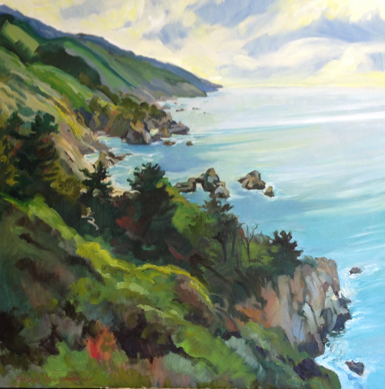 Big Sur Coastline in the Morning - UNAVAILABLE
