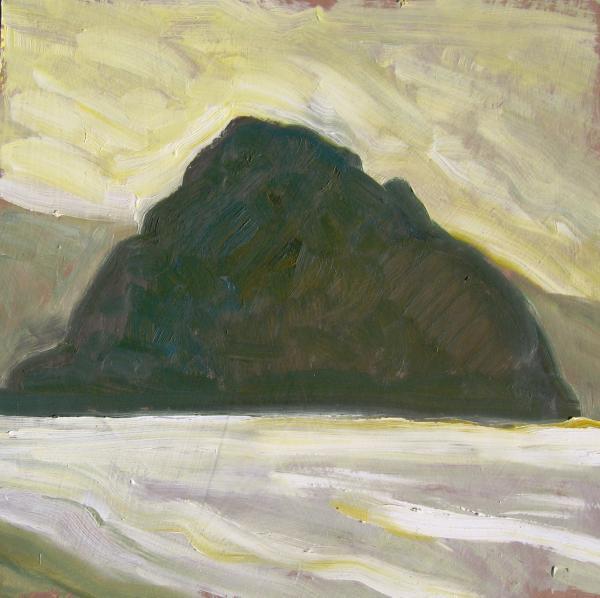 Morro Bay Backlit - UNAVAILABLE