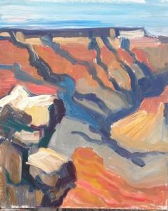 Grand Canyon, 10 x 121